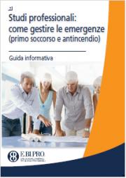 Gestione emergenze studi professionali