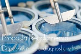 Proposal for a regulation of the european parliament and of the council on in vitro diagnostic medical devices