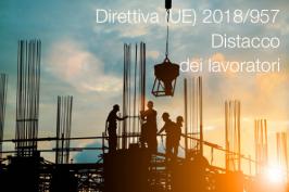 Direttiva (UE) 2018/957