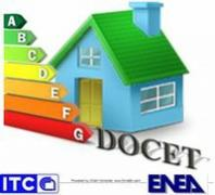 DOCET:  certificazione energetica edifici