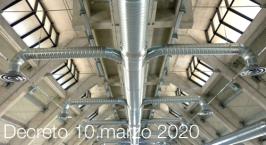 Decreto 10 marzo 2020