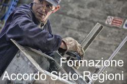 Accordo Formazione Stato-Regioni 22 Febbraio 2012