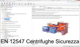 EN 12547:2009 Centrifughe - Requisiti comuni di sicurezza - Testo pdf