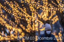 DPCM 3 Dicembre 2020