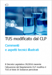 TUS modificato dal CLP: dal 29 Marzo 2016