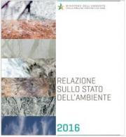 MATTM - Relazione sullo stato dell'Ambiente 2016