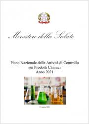 Piano nazionale delle attività di controllo sui prodotti chimici 2021