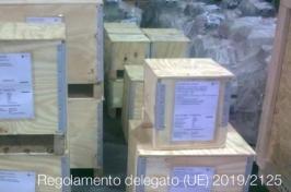 Regolamento delegato (UE) 2019/2125