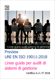 ISO 19011:2018 Guidelines for auditing management systems