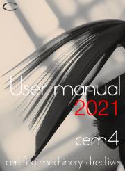 Manuale d'Uso Ufficiale di Certifico Macchine 4 - CEM4