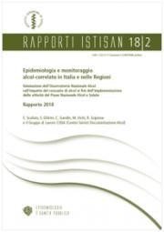 Epidemiologia e monitoraggio alcol-correlato in Italia e nelle Regioni