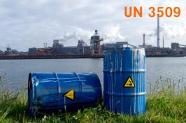 ADR 2015: la nuova rubrica per gli imballaggi di scarto UN 3509