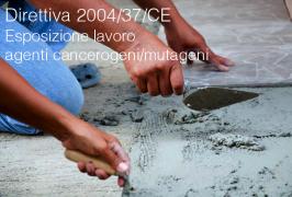 Direttiva 2004/37/CE