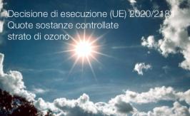Decisione di esecuzione (UE) 2020/2181