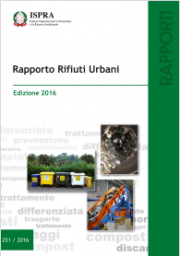 Rapporto Rifiuti Urbani - Edizione 2016