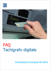 FAQ - Tachigrafo digitale