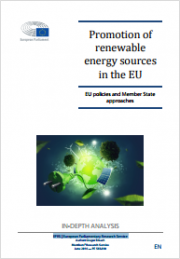 Promotion of renewable energy sources in the EU