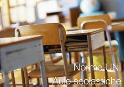 Norme UNI aule scolastiche