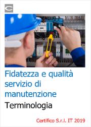 CEI 56-50 Fidatezza e qualità servizio di manutenzione