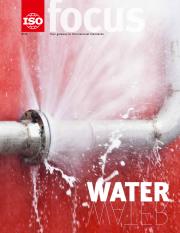 ISO Focus - Water & sanitation