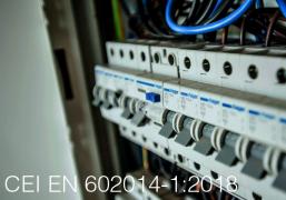 CEI EN 60204-1:2018
