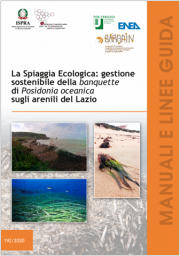 ISPRA Manuale 192/2020 | La Spiaggia Ecologica
