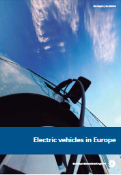 Electric vehicles in Europe 2016