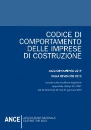 Codice comportamento Imprese di Costruzioni | ANCE