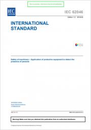 IEC 62046:2018