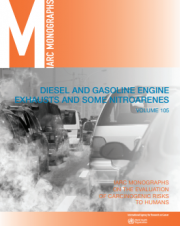 Diesel and Gasoline Engine Exhausts: IARC classification