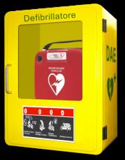 Defibrillatori per il settore sportivo dilettantistico