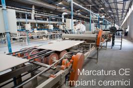 Marcatura CE degli impianti ceramici