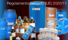 Regolamento delegato (UE) 2020/11