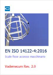 Progettazione scale fisse accessi macchine: EN ISO 14122-4