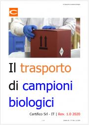 Il Trasporto di campioni biologici