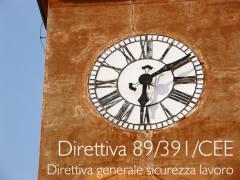 Direttiva 89/391/CEE