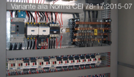 Variante Norma CEI 78-17:2015-07 | Manutenzione cabine elettriche
