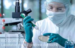 ISO 22367:2020   Laboratori medici gestione del rischio