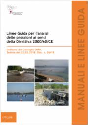 Linee Guida ISPRA analisi pressioni direttiva quadro acque