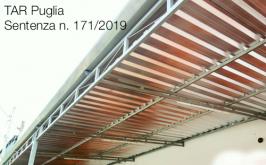 TAR Puglia Sentenza n. 171/2019