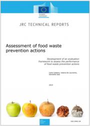 JRC 2019   Prevenzione degli sprechi alimentari