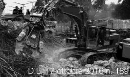 D.L. 17 ottobre 2016 n. 189