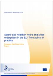 Salute e sicurezza nelle PMI nell'UE