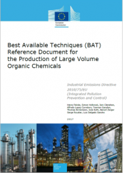 BAT prodotti chimici organici in grandi volumi | JRC 2018