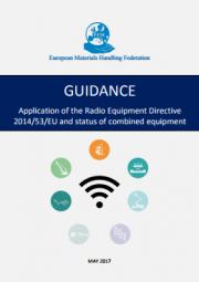 Guidance Radio Equipment Directive 2014/53/EU