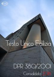 D.P.R. 380/2001 Testo Unico Edilizia | Consolidato 2018