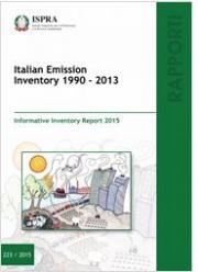 Inventario nazionale delle emissioni in atmosfera 1990-2013