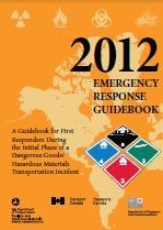 Emergency Response Guidebook - ERG 2012