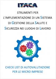 Check list autovalutazione SGSL Micromprese