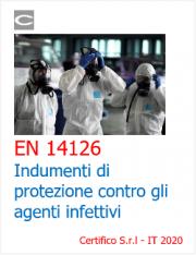 EN 14126 | Indumenti di protezione contro gli agenti infettivi